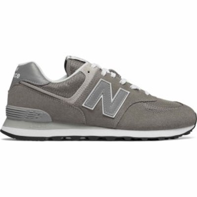 ニューバランス New Balance レディース スニーカー シューズ・靴 574 Classic Trainers Grey GG