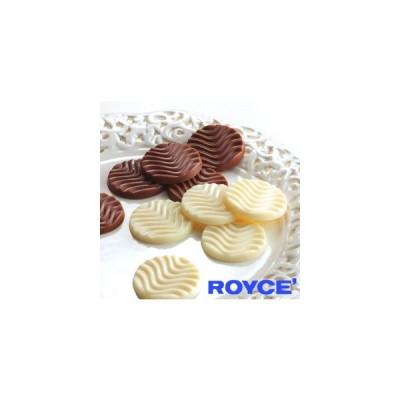ロイズ ピュアチョコレート  キャラメルミルク&クリーミーホワイト【冷】 ホワイトデー