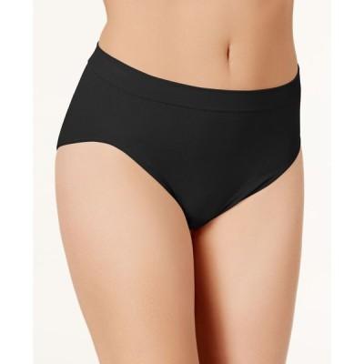 バリ レディース パンツ アンダーウェア Comfort Revolution Microfiber Hi Cut Brief Underwear 303J