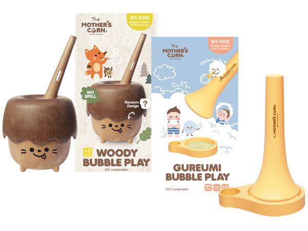韓國 Mother's Corn~小木森林/瘋狂朵朵雲 兒童泡泡玩具(1入) 款式可選【DS000853】