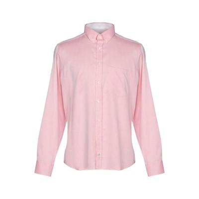 PANAMA シャツ レッド L コットン 100% シャツ