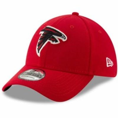 New Era ニュー エラ スポーツ用品  New Era Atlanta Falcons Red 39THIRTY Flex Team Classic Hat