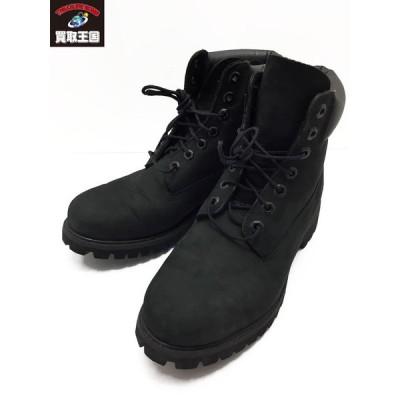 Timberland 6inch Premium Waterproof Boot SIZE 8 Black