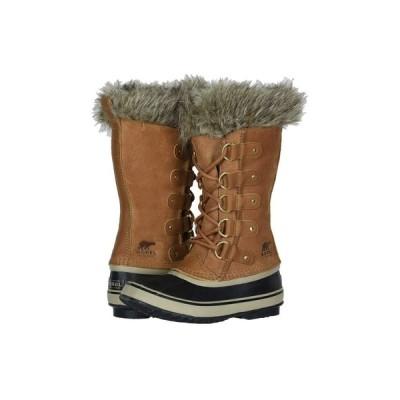 ソレル SOREL レディース ブーツ シューズ・靴 Joan of Arctic(TM) Camel Brown/Black