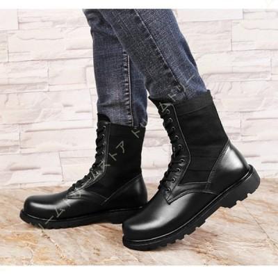 綿靴 大きいサイズ スノーブーツ メンズ 裏起毛 シンプル 防滑 カジュアル ショートブーツ 幅広 ウィンターブーツ 作業靴 ラウンド トゥ 厚底 ムートンブーツ