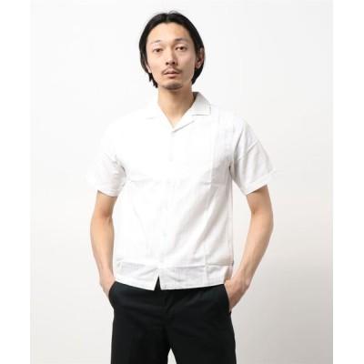 FAR EAST / M201201 / 2020NEW AFENDS アフェンズ メンズ トップス Tシャツ 半袖 MEN トップス > シャツ/ブラウス