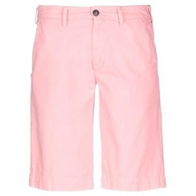 40WEFT ショートパンツ&バミューダパンツ  メンズファッション  ボトムス、パンツ  ショート、ハーフパンツ ピンク
