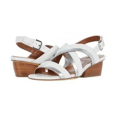 Naturalizer ナチュラライザー レディース 女性用 シューズ 靴 ヒール Cecilia - White Leather