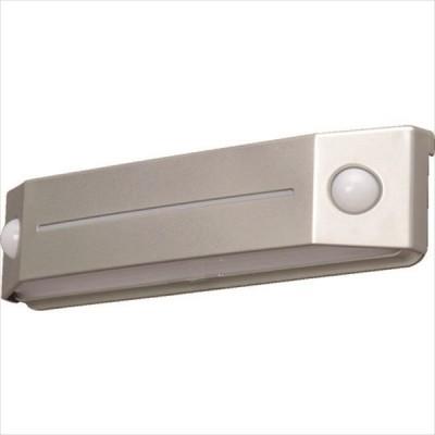 IRIS 乾電池式LEDセンサーライト フットタイプ 電球色 (BOS-FL2-WS)