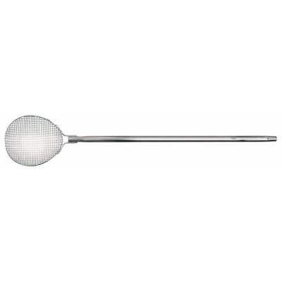 ののじ 18−8調理用丸型すくいカゴ 中 KGA−003L