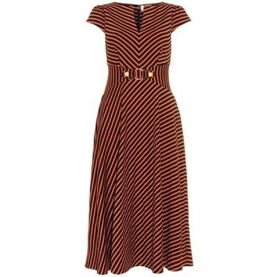 ダンセル Damsel in a Dress レディース ワンピース ワンピース・ドレス Tilly Stripe Jersey Dress Multi-Coloured