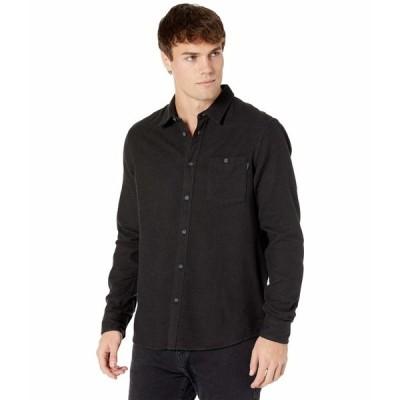 オニール シャツ トップス メンズ Redmond Solid Shirt Black