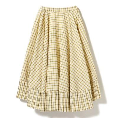 スカート GHOSPELL / Pleated Skirt