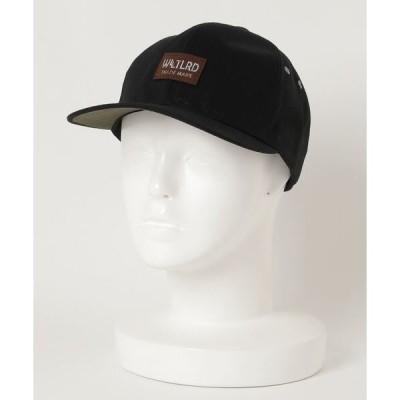 帽子 キャップ 【Well-Tailored】ロングブリム  ベースボールキャップ K2