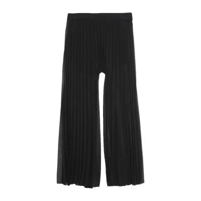 ジャッカ JUCCA パンツ ブラック XS レーヨン 75% / ポリエステル 25% パンツ