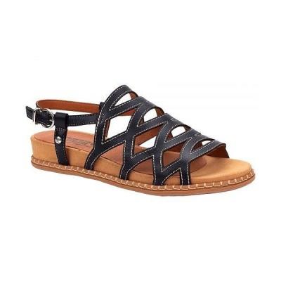 Pikolinos レディース 女性用 シューズ 靴 サンダル Marazul W3F-0879 - Black