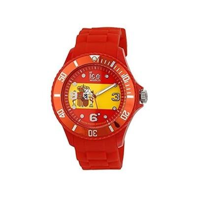 特別価格Ice Watch Ice-World Spain WO.ES.B.S.12 Large Multicolor Dial Watch好評販売中