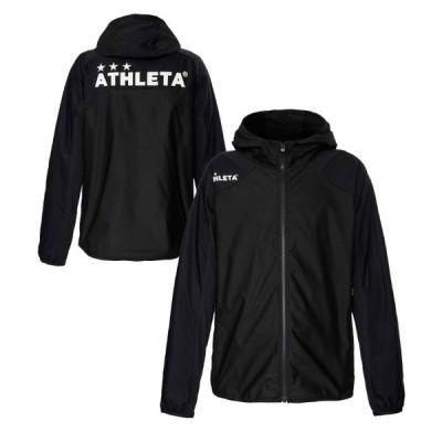 ATHLETA アスレタ ジュニアストレッチトレーニングJK ユニセックス 2020年春夏 サッカー ウインドシャツ アウター パーカー 04130J