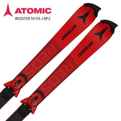 ATOMIC アトミック ジュニア スキー板 <2021> REDSTER S9 FIS J-RP2 + COLT 10 ビンディング セット 取付無料 20-21