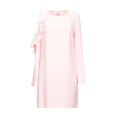 ピンコ PINKO ミニワンピース&ドレス ライトピンク 40 100% ポリエステル ミニワンピース&ドレス