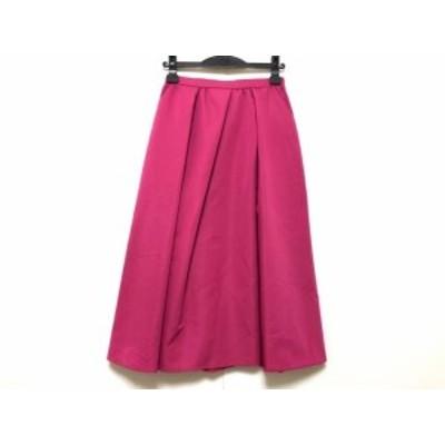 セルフォード CELFORD ロングスカート サイズ36 S レディース - ピンク【還元祭対象】【中古】20200505