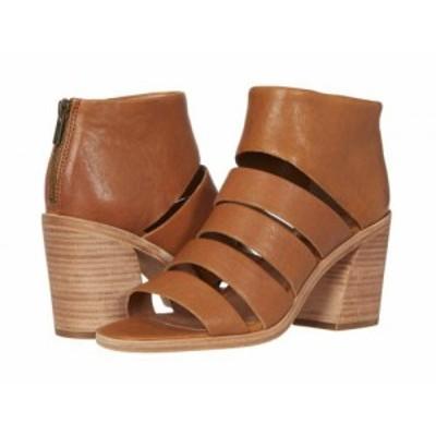 Frye フライ レディース 女性用 シューズ 靴 ブーツ アンクル ショートブーツ Tash Cutout Bootie Cognac Leather【送料無料】