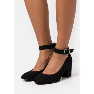 タマリス ヒール レディース シューズ Classic heels - black