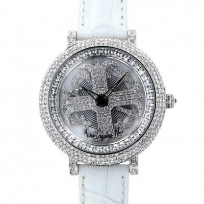アンコキーヌ ネオ Anne Coquine Neo レディイール クリア L1-1E ホワイト文字盤 新品 腕時計 レディース