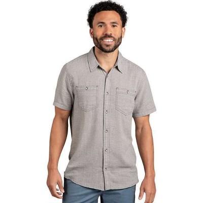 トードアンドコー メンズ シャツ トップス Toad & Co Men's Honcho SS Shirt