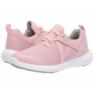 FootJoy フットジョイ レディース 女性用 シューズ 靴 スニーカー 運動靴 FJ Flex Rose【送料無料】