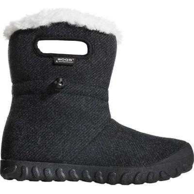ボグス Bogs レディース ブーツ シューズ・靴 B-Moc Wool Boot Black
