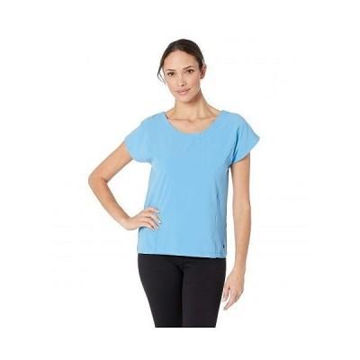 Helly Hansen ヘリーハンセン レディース 女性用 ファッション Tシャツ Siren T-Shirt - Cornflower