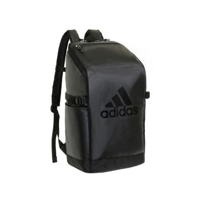 (adidas/アディダス)アディダス リュック リュックサック 27L スクエア ボックス型 防水 通学 メンズ レディース adidas 62784/ユニセックス ブラック