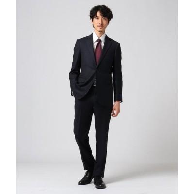TAKEO KIKUCHI/タケオキクチ 【Sサイズ~】シャドーオルタネイトストライプスーツ ダークネイビー(394) 01(S)