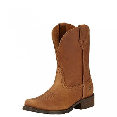 アリアット レディース ブーツ Ariat Women's Rambler Western Cowboy Boot, Dusted Brown, 9.5 B US
