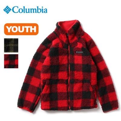 Columbia コロンビア ウィンターパスプリンテッドシェルパフルジップ