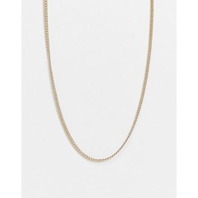 ホイッスルズ Whistles レディース ネックレス ジュエリー・アクセサリー Thin Chain Necklace In Vintage Gold ヴィンテージゴールド