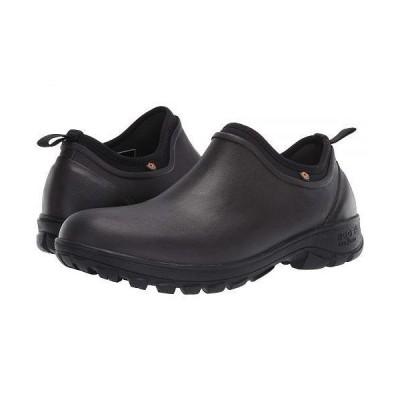 Bogs ボグス メンズ 男性用 シューズ 靴 ローファー Sauvie Slip-On - Dark Brown