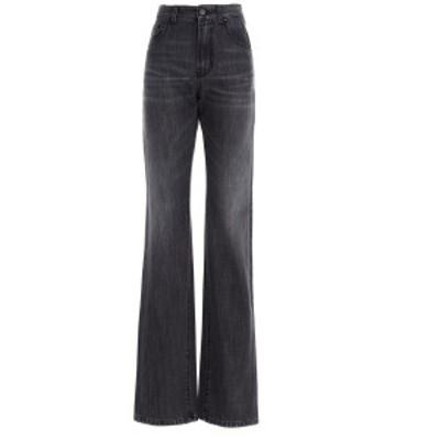 PALM ANGELS/パーム エンジェルス Gray Flared jeans レディース 秋冬2020 PWYA012F20DEN00207010701 ju