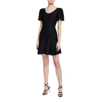 ショシャーナ レディース ワンピース トップス Kosmo Texture Stretch A-Line Dress