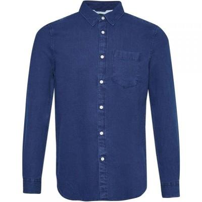 フレンチコネクション French Connection メンズ シャツ トップス true indigo shirt Indigo