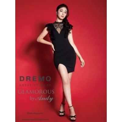 GLAMOROUS ドレス GMS-V462 ワンピース ミニドレス Andy グラマラスドレス クラブ キャバ ドレス パーティードレス