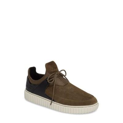 クリエイティブレクリエーション メンズ スニーカー シューズ Castucci Mid-Top Sneaker VAPOR CHARCOAL