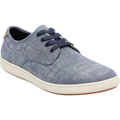 スティーブ マデン Steve Madden メンズ スニーカー シューズ・靴 Fenta Sneaker Blue Canvas