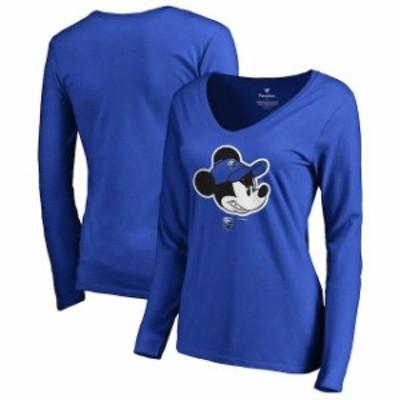 Fanatics Branded ファナティクス ブランド スポーツ用品  Fanatics Branded Montreal Impact Womens Blue Disney Game