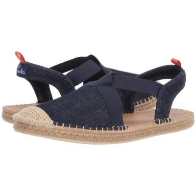 シースター ビーチウェア Sea Star Beachwear レディース サンダル・ミュール シューズ・靴 Seafarer Slingback Water Shoe Dark Denim/No Embroidery