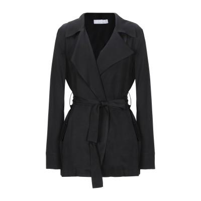カオス KAOS テーラードジャケット ブラック 42 レーヨン 100% テーラードジャケット