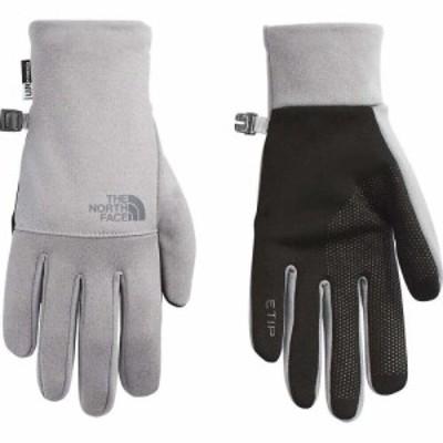 ザ ノースフェイス The North Face ユニセックス 手袋・グローブ Etip Recycled Glove TNF Medium Grey Heather