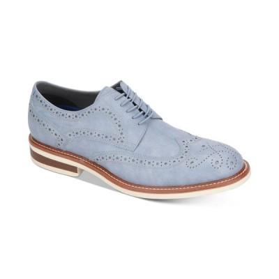 ケネス コール Kenneth Cole Reaction メンズ 革靴・ビジネスシューズ ウイングチップ シューズ・靴 Klay Flex Wingtip Oxfords Light Blue