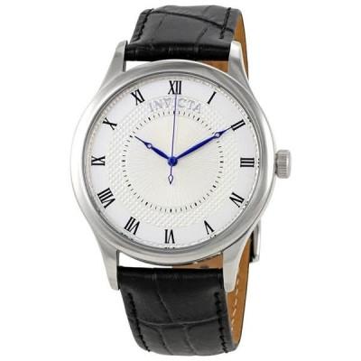 腕時計 インヴィクタ Silver / Black 2 Invicta Vintage Dial Watch - Choose color
